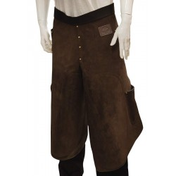 Premium Leather Farriers Apron - C-1613-BR
