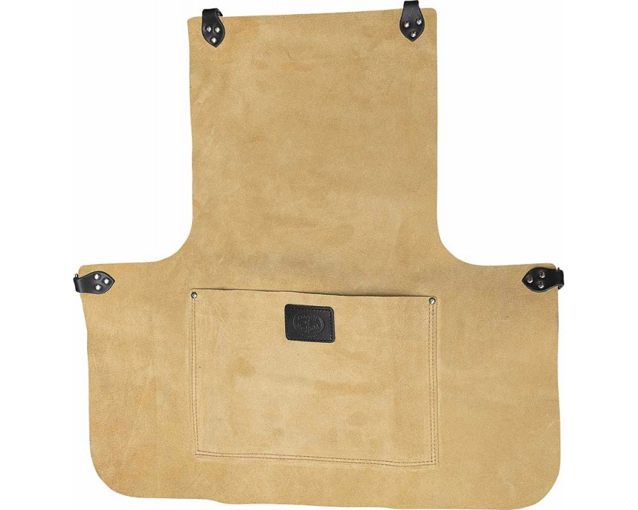 """HIGH QUALITY DURABLE NEW CONNELL OF SHEFFIELD UK MADE 36/"""" LEATHER APRON CONAP2"""