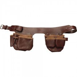 Premium Craftsmen Belt and Two Pouch Set - C-1609-PREM