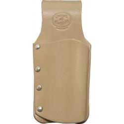 Tan Leather Small Tool Holder - C-1611-TAN