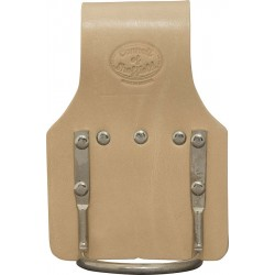 Tan Leather Hammer U Holder - C-SB-1210