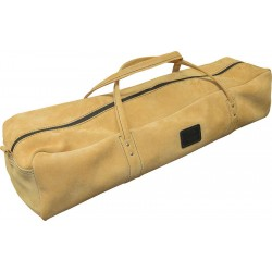Large Suede Leather Tool Bag - CONHH2