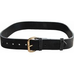 """Salt Water Resistant 2"""" Wide Leather Belt - C-OL-LB2"""