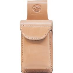 Tan Leather Mobile Smart Phone Holder - C-SB-MPH