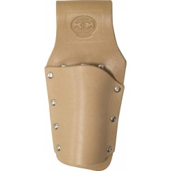 Tan Leather Scaffolders Level Holder - Open Ended - C-SB-SC2