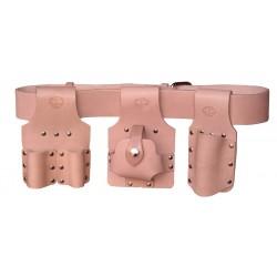 Tan Scaffolding Belt Set - C-SB-SET