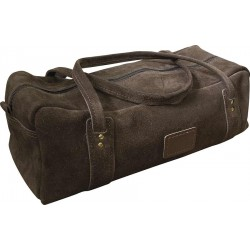 Premium Brown Leather Tool Bag - C-HH1-BR