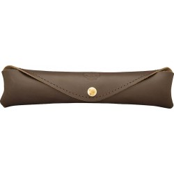 Large Premium Brown Leather Spokeshave Wallet - C-SPWLRG-BR