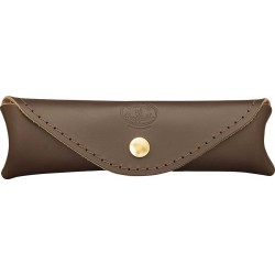 Small Premium Brown Leather Spokeshave Wallet - C-SPWSML-BR
