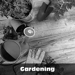 Gardening Aprons and Accessories